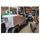 Yale Model 6PO60LBNSBT086HL 6000 lb Gas Powered Fork Lift