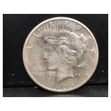 1924 S Peace Dollar