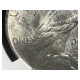 1922 P Peace Dollar MS 63