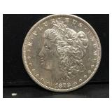 1878 S Morgan Dollar