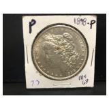 1898 P Morgan Dollar