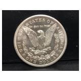 1921 S Morgan Dollar