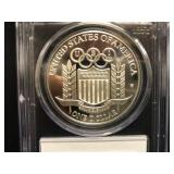 1992 S Olympic PR69DCAM Coin