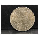 1897 Hobo Morgan Dollar