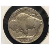 1921 S Buffalo Nickle