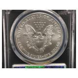 2005 1oz Liberty Silver Coin PCGS MS69