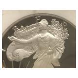 2006 1oz Liberty Silver Coin PF69 Ultra Cameo 20th Anniversary
