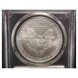 2007 1 oz Liberty Silver Coin PCGS MS69