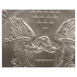 2008 Walking Liberty 1 oz Silver Coin GEM Uncirculated