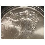 1994 1oz Liberty Silver Coin
