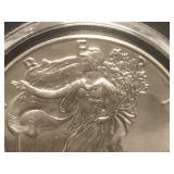 2017 1 oz Liberty Silver Coin MS 70