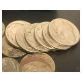 55 Indian Head Nickels