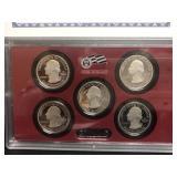 2010 US Mint Silver Proof Set