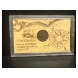 1808 Shipwreck Coin