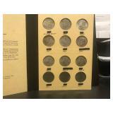 Book of Kennedy Half Dollars 1964-1984