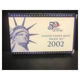 2002 US Mint Proof Set