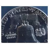 1961 Franklin Half Dollar PF66 Proof