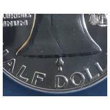 1962 Franklin Half Dollar PF66 Proof