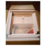 Hampton Harbor 30 in. W Space Saver in White by Home Decorators Collection