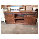 """Legends Furniture - TV Cabinet for Most Flat-Panel TVs Up to 70"""" - Whiskey"""