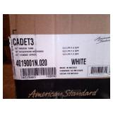 Cadet 3 1.6 GPF Single Flush Toilet Tank Only in White by American Standard