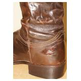 Durango Leather Cowboy Boots