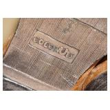 CocoNuts Leather Cowboy Boots