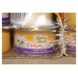 24 Cans of Fancy Feast Delights Cat Food