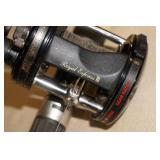 Bass Pro Shops Fishing Rod with Abu Garcia Ambassadeur Reel