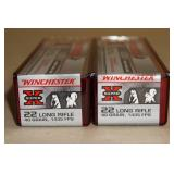 200 Winchester Super-X .22 LR 40 Gr HP Ammo