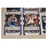 Basketball Cards - Kawhi, James, Kobe, KAT, Curry, Ja Morant