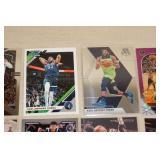 Basketball Cards - Tatum, Wilt, Shaq, KAT, Culver, Refractors