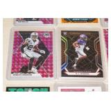 Football Cards - Refractors, Auto, Patch, Rookie