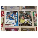 Football Cards - Autos, Patches, Rookies