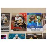 Hockey Cards - Crosby, Malkin, Patch, Rookies