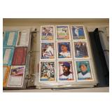 2 Binders of Baseball Cards - Kirby