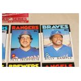 1986 Topps Traded Baseball Card Set
