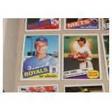 Box of Baseball Cards - Largely 1985 Topps