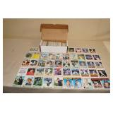 Box of Baseball Cards - 1970