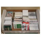Box of Sports Cards - Large Mix