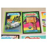 Box of Garbage Pail Kids Cards