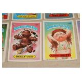 Early Generation Garbage Pail Kids Cards
