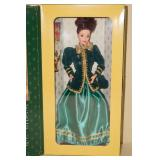 2 Hallmark Special Edition Barbie Dolls