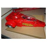 Assorted Toys - 1990 Marvel Spider-Man Dragster