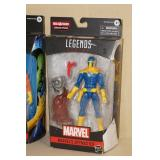 2 Marvel Legends Action Figures
