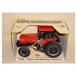 1987 Ertl Case International 7130 Die Cast Tractor - 1/16 Scale