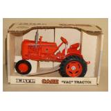 "1988 Ertl Case ""Vac"" Die Cast Tractor - 1/16 Scale"