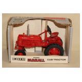 1989 Ertl Farmall Cub Die Cast Tractor - 1/16 Scale