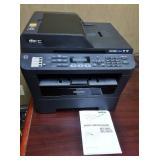 MSRP $900 Brother MFC-7860DW Wireless Monochrome Multifunction All In One Laser Printer - Prints 27 Pages Per Minute - Excellent Working Condition!