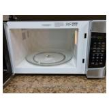 Emerson MWG1337SB, 1.3 CU. FT. 1000 Watt, Touch Control, Stainless Steel Microwave Oven Great Working Condition!